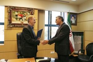 معرفی مدیر جدید منابع انسانی ، آموزش و رفاه شرکت آب منطقه ای یزد